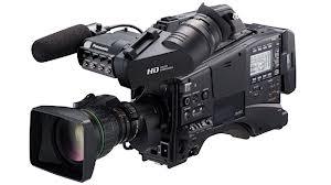 Panasonic P2 Kamera